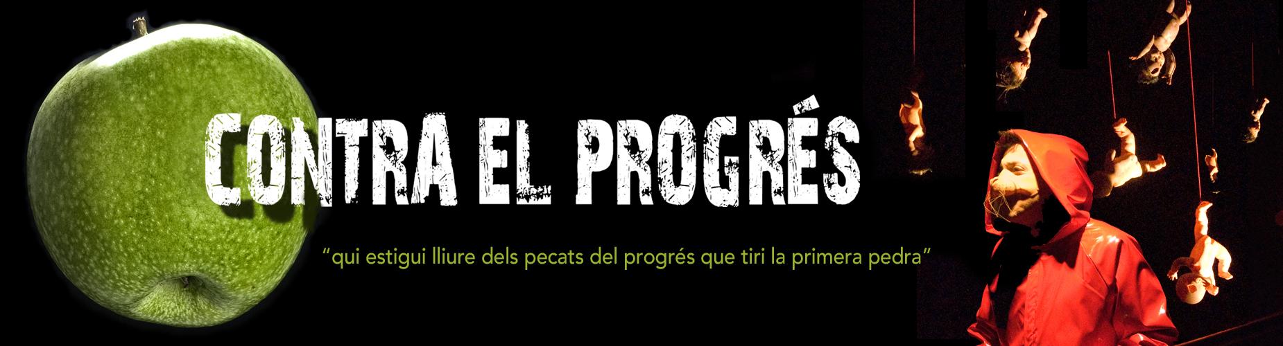 Contra el progrés